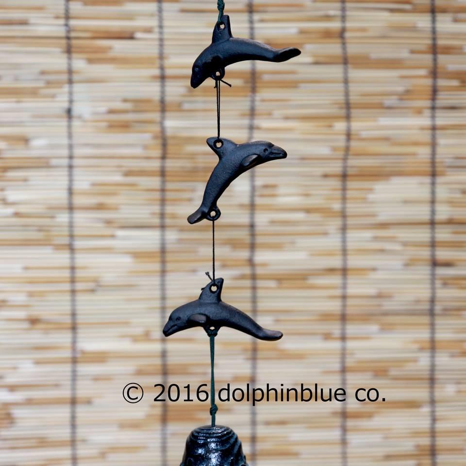 イルカの風鈴